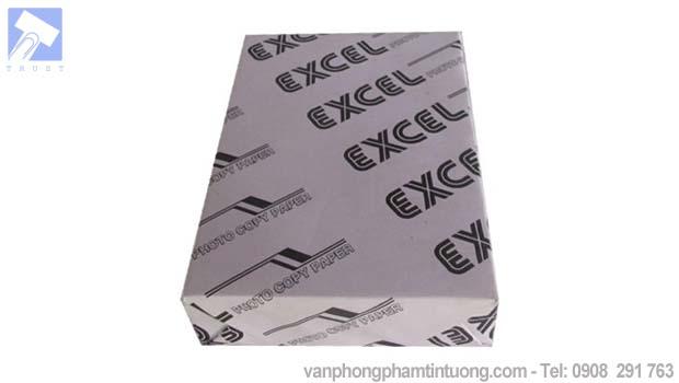 Giá giấy Excel A4 70gsm