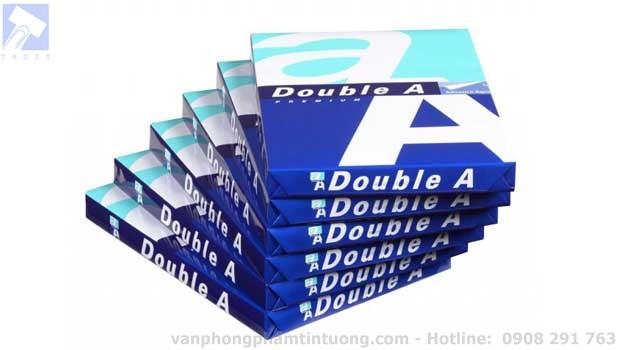 Giấy double A A4 80 gsm