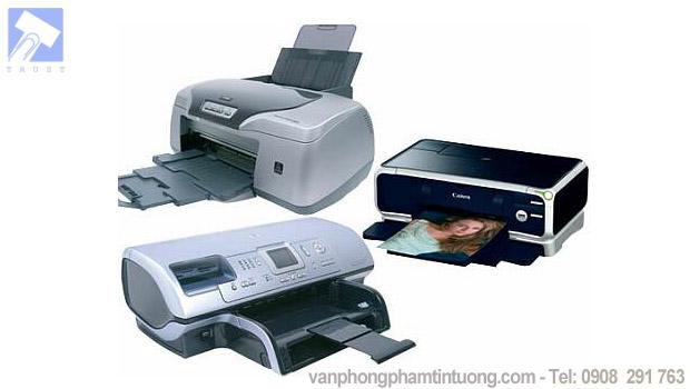 Bảng báo giá dịch vụ thay mực và sửa chửa máy in