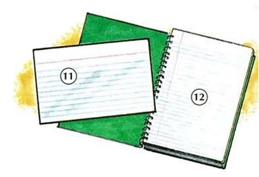Danh mục văn phòng phẩm Tiếng Anh - Office supplies 03