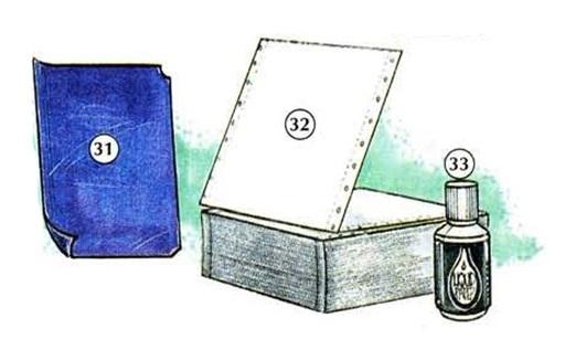 Danh mục văn phòng phẩm Tiếng Anh - Office supplies 08