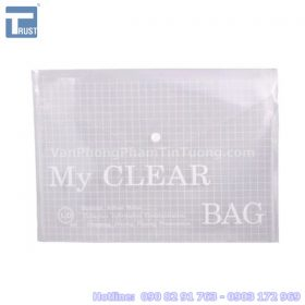 Bia nut my clear bag - 0908 291 763