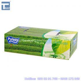 Khan giay hop Pulppy tra xanh - 0908 291 763