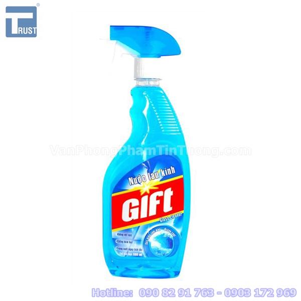 Nuoc lau kinh Gift 800ml - 0908 291 763